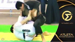 CAMPEONATO SULAMERICANO 2012 // Atleta Márcio Saldanha | Faixa Marrom (JIU-JITSU).