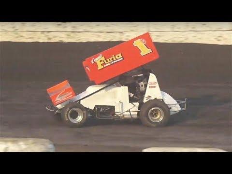 360 Sprints  HEAT ONE  6-8-19 Petaluma Speedway