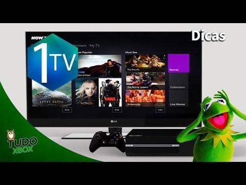 One-TV Lite ou 1Tv - como usar iptv no seu xbox one 📺 como assistir tv no  xbox one