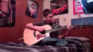Ho Hey by The Lumineers - Fingerstyle guitar