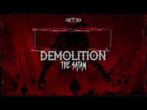 THE SATAN - Demolition