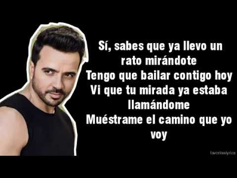 lirik-despacito-luis-fonsi-ft-daddy-yankee