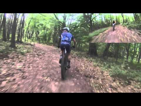 Michigan Mountain Bike Racing: 2015 Pando Challenge - Expert Men 40-49
