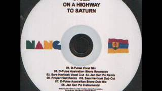 D-Pulse - On a highway to saturn (D-Pulse vocal mix)