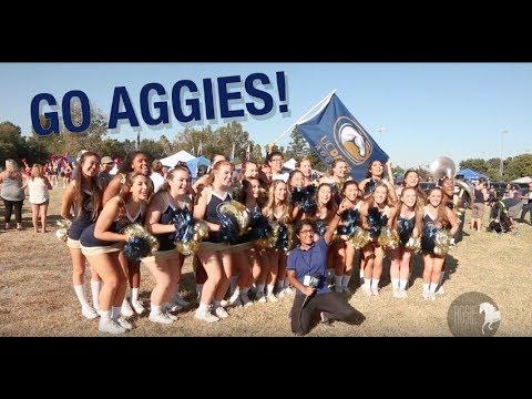 UC Davis Homecoming Football Game 2017