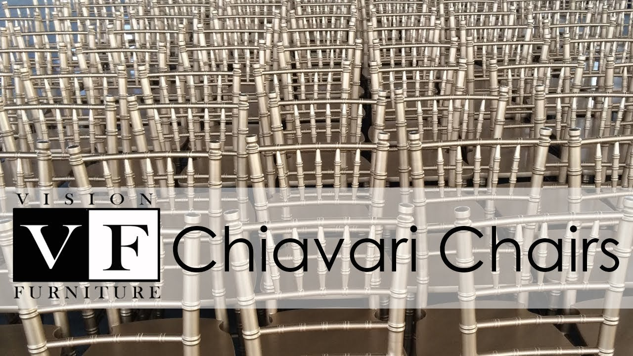 Chiavari Chairs   The Vision Furniture Difference