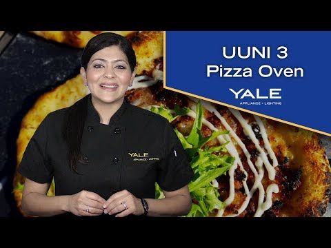UUNI 3 Wood-Fired Portable Pizza Oven