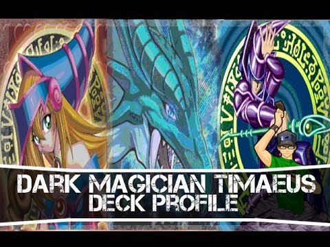 Yugioh Dark Magician / The Eye of Timaeus Deck Profile ...