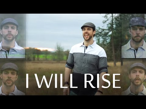 Chris Tomlin - I Will Rise - A Cappella Chris Rupp (Official Video)