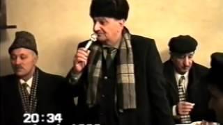 Haci Soltan Alizade Bakı şairlərinin şeir məclisi   Vasim Məmmədəliyevin çıxışı 01 01 1999 4 16