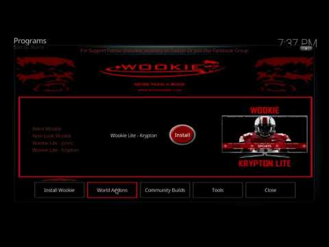 Kodi Ultimate Build Areswizard