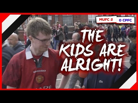 HARROP...MITCHELL...PEREIRA...KIDS ARE ALRIGHT | MAN UNITED 2-0 CRYSTAL PALACE