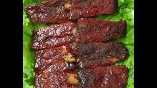 How To Make Award Winning Bbq Rib Rub Dry Beef Or Pork Homemade