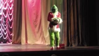 Magic Kingdom 2017 Новосибирск - Гринч - Похититель рождества