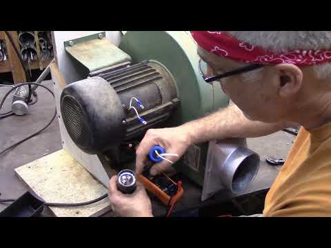 How to Diagnose and Repair a Capacitor Start Motor