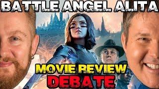 ALITA: BATTLE ANGEL Movie Review – FILM FURY