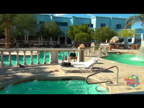 Nevada Treasure RV Resort Pahrump Nevada