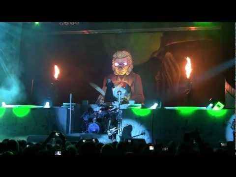 Iron Maiden with Maden England performing at Susquehanna Bank Center June 29th