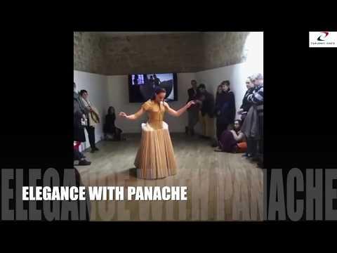 Veracruz Ballet Dance | Wooden Dress | Solo Performance| Amazing | 素晴らしいダンス