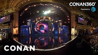 CONAN360°: Conan's Wild #ConanCon Entrance