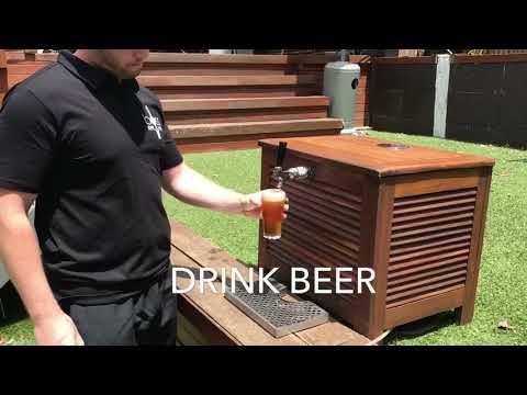 How do kegs work?