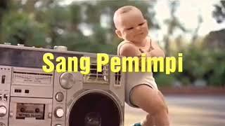 Siti Badriah - Lagi Syantik New Version versi bayi lucu