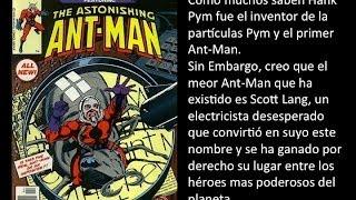 Ant Man II (Scott Lang)