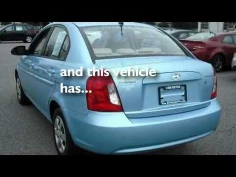 2009 Hyundai Accent Durham NC - YouTube