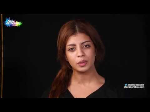 ردة فعل سكينة شكاوي من المغرب بعد التسميات في ستار اكاديمي 11