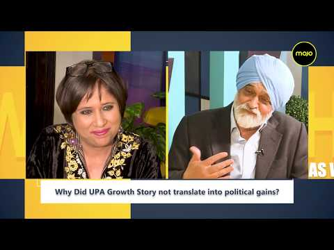 When Manmohan Singh Wanted To Resign, How Sonia Stepped In & What Montek Ahluwalia Said