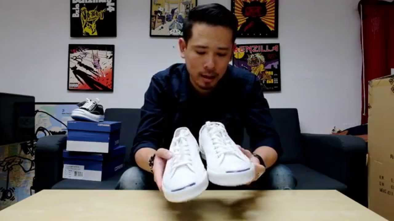 7e90850e2978 CARNIVAL REVIEWS  Jack Purcell Signature 2015 Collection - YouTube