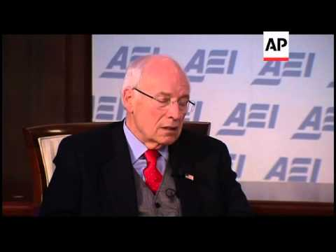 9/11 tenth anniversary interview with frm Vice President Cheney