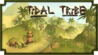 Tidal Tribe - (Ecology Focused Tribal God Game)