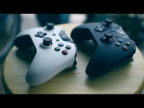 White VS Black Xbox One Controller YouTube