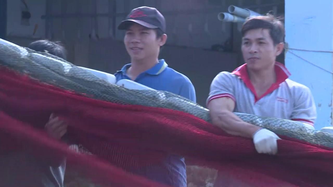 [HÀNH CHÍNH CÔNG] TAM QUAN-BÌNH ĐỊNH: Hỗ trợ ngư dân bám biển vươn khơi