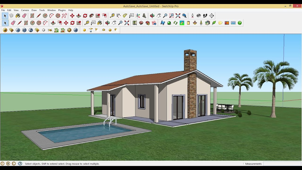 3d Home Design Online For Free Flythrough And Walkthrough Animation Of George House Youtube