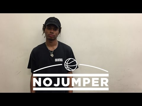 The Night Lovell Interview - No Jumper