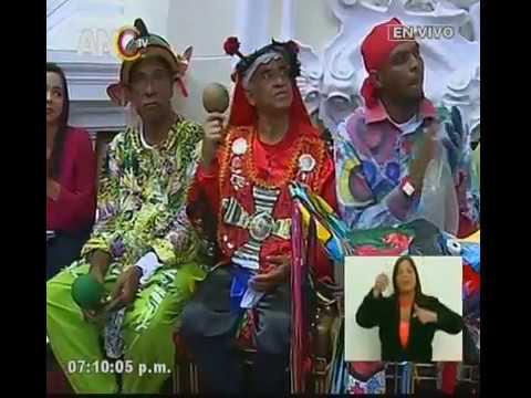 Rodbexa Poleo, discurso ante la ANC por la Constituyente de la Identidad Cultural