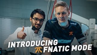 Introducing: FNATIC MODE