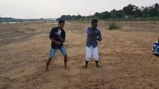 Meyatha Maan Area Gaana | Enga Veetu Kuthuvilakkey Song | Dance Choreography