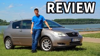 Review: Toyota Corolla T Sport 2003