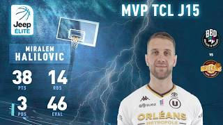 MVP TCL - Jeep® ÉLITE J15 - Miralem HALILOVIC