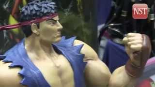 Inaugural Komik Kon gathers anime and comic fans
