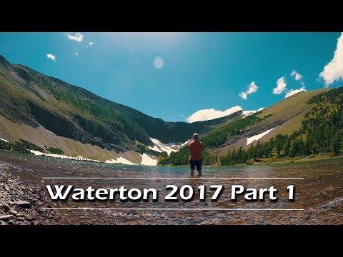 Waterton Lakes National Park 2017 Part 1 (4K) | Journey Alberta