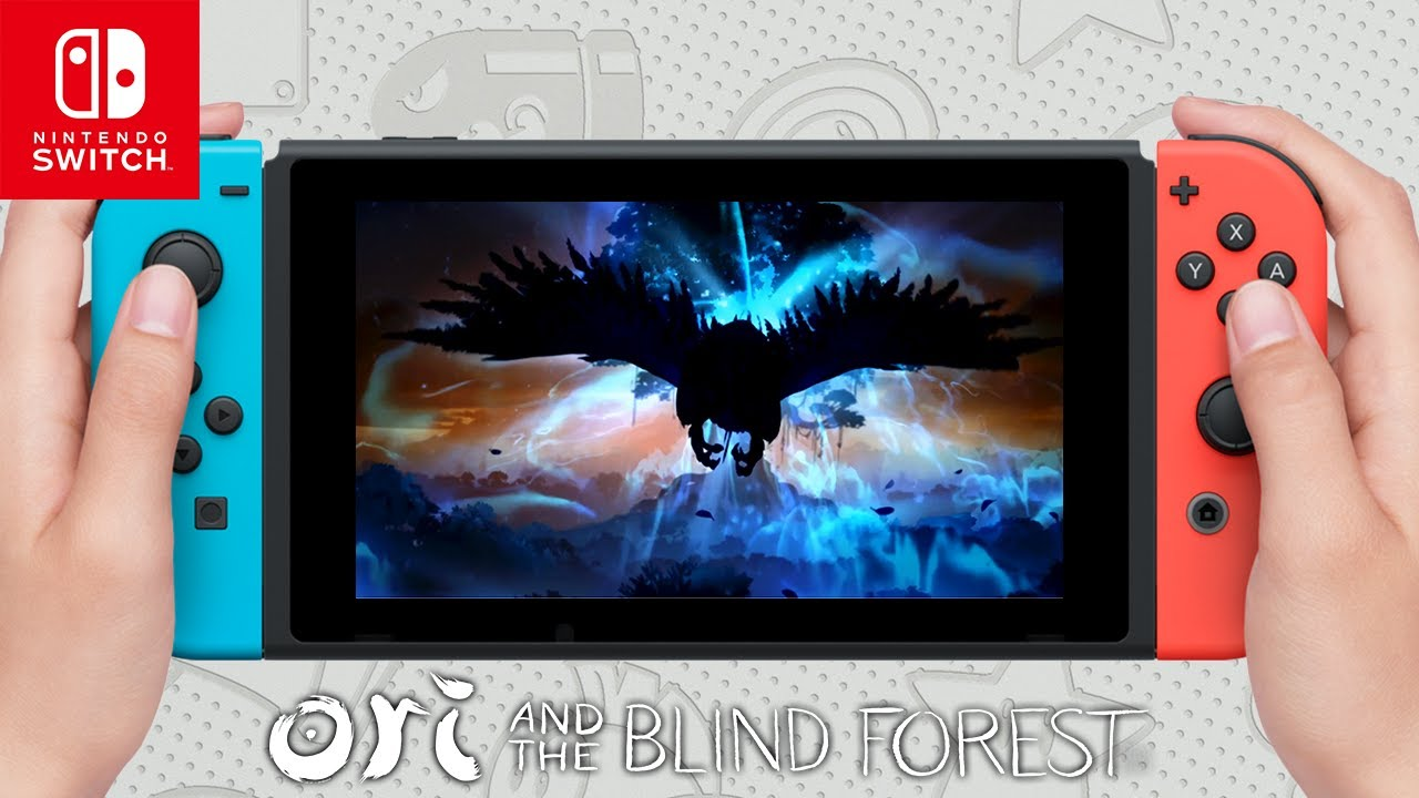 Let's Play Ori and The Blind Forest on the Nintendo Switch - part 1