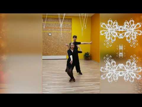 Новогодние поздравления от танцевальных дуэтов!