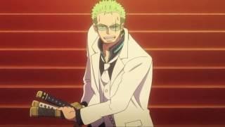 One Piece GOLD VF - Zoro VS Tesoro [HD]