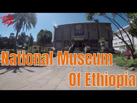 National Museum of Ethiopia Malayalam Vlog | Ethiopia Part 3