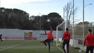 Campus de Porters Girona FC 2014/2015