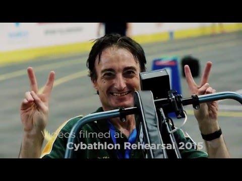 Cybathlon 2016: FES Bike Race